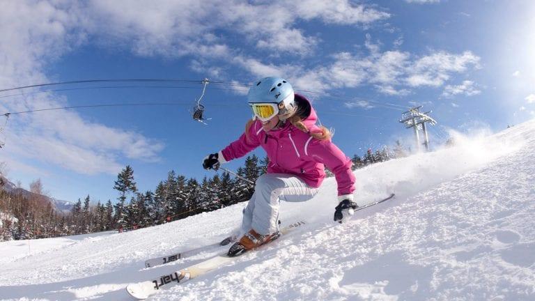 loon skiing