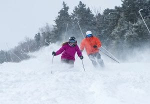 Skiing and Snowboarding at Loon and Cannon