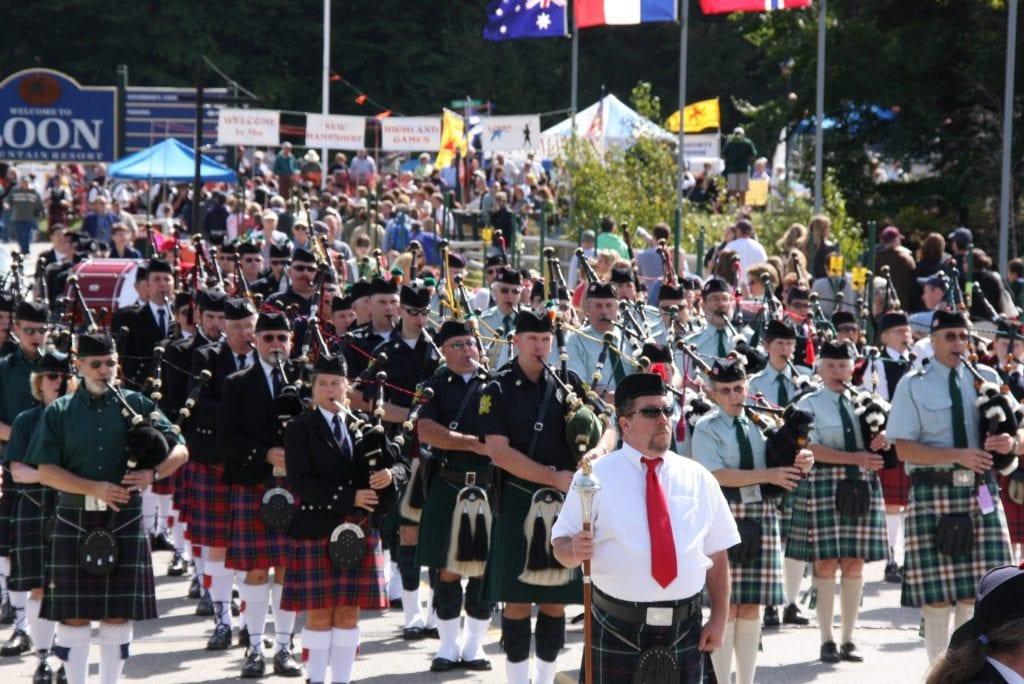 NH Highland Games