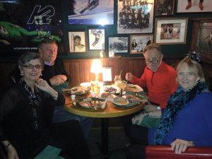 Gordi's Fish and Steakhouse, Apres Ski in the Western White Mountains, Lincoln, NH