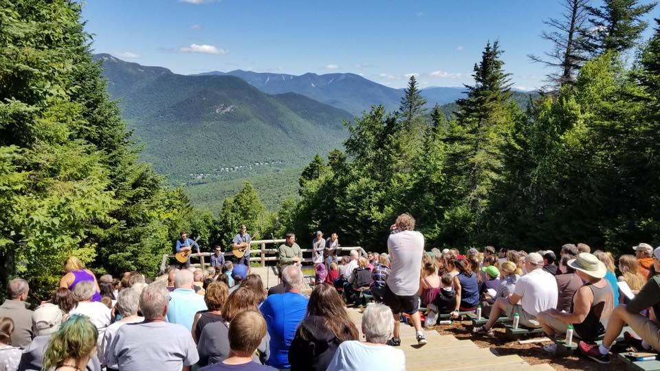 summer mountain ministry