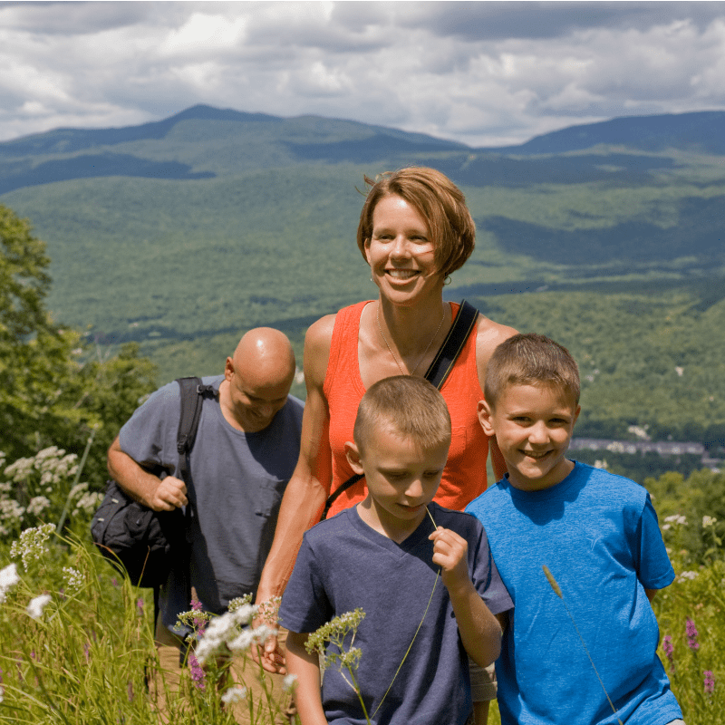 Family Getaways in the Western White Mountains for the Whole Family