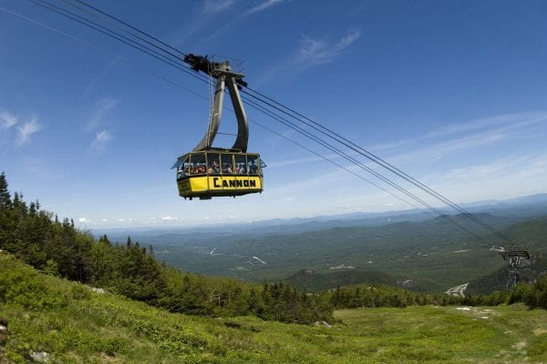 cannon aerial tramway
