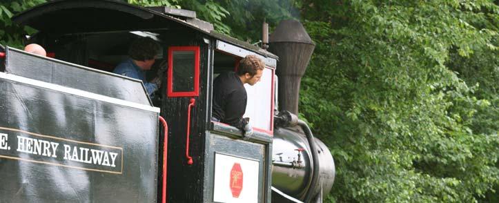 Loon Mountain Train
