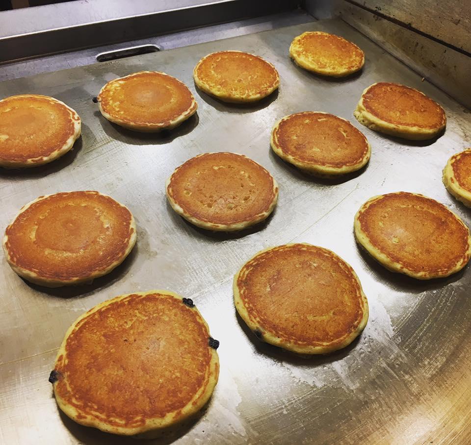 pollys pancake