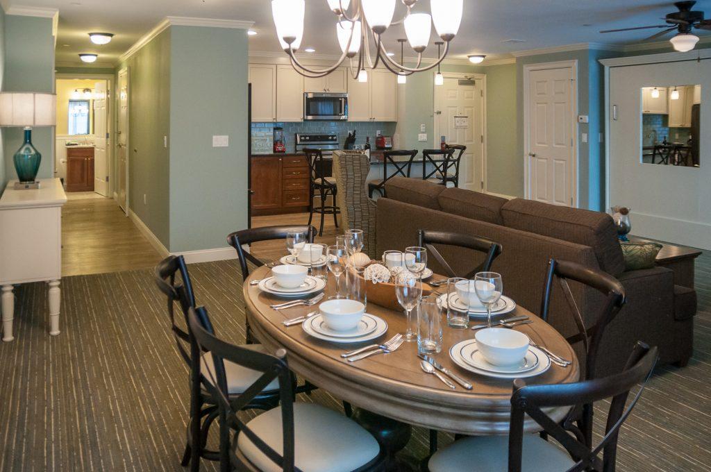suite at riverwalk resort