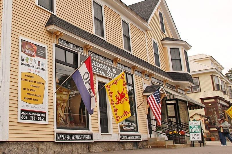 faddens store