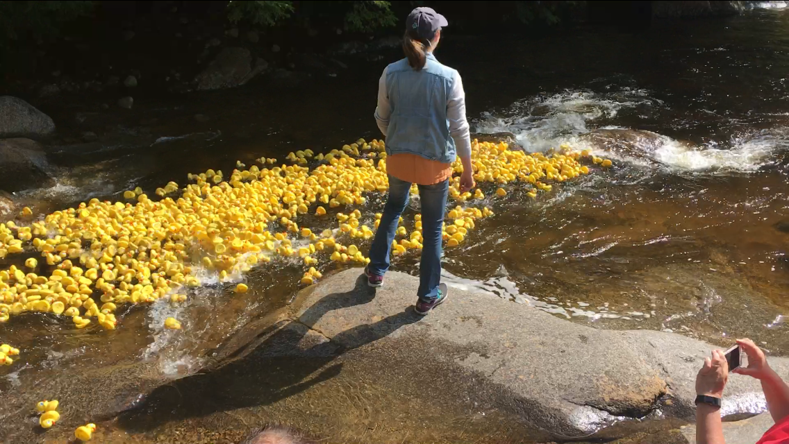 23rd Annual (and Almost Famous) Rubber Ducky Regatta