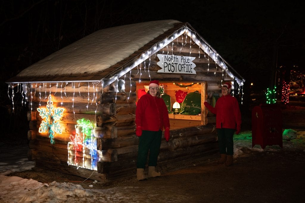 North Pole post office