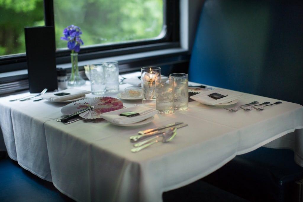 nh dinner train