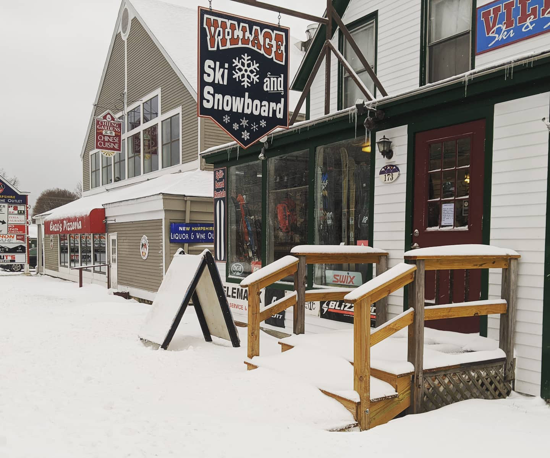 village ski and snowboard
