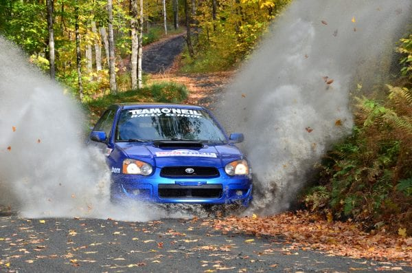 rally school